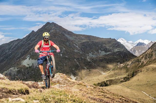 Mountainbike Tour Südtirol Klei Gitsch Brixen Bressanone Trail Track