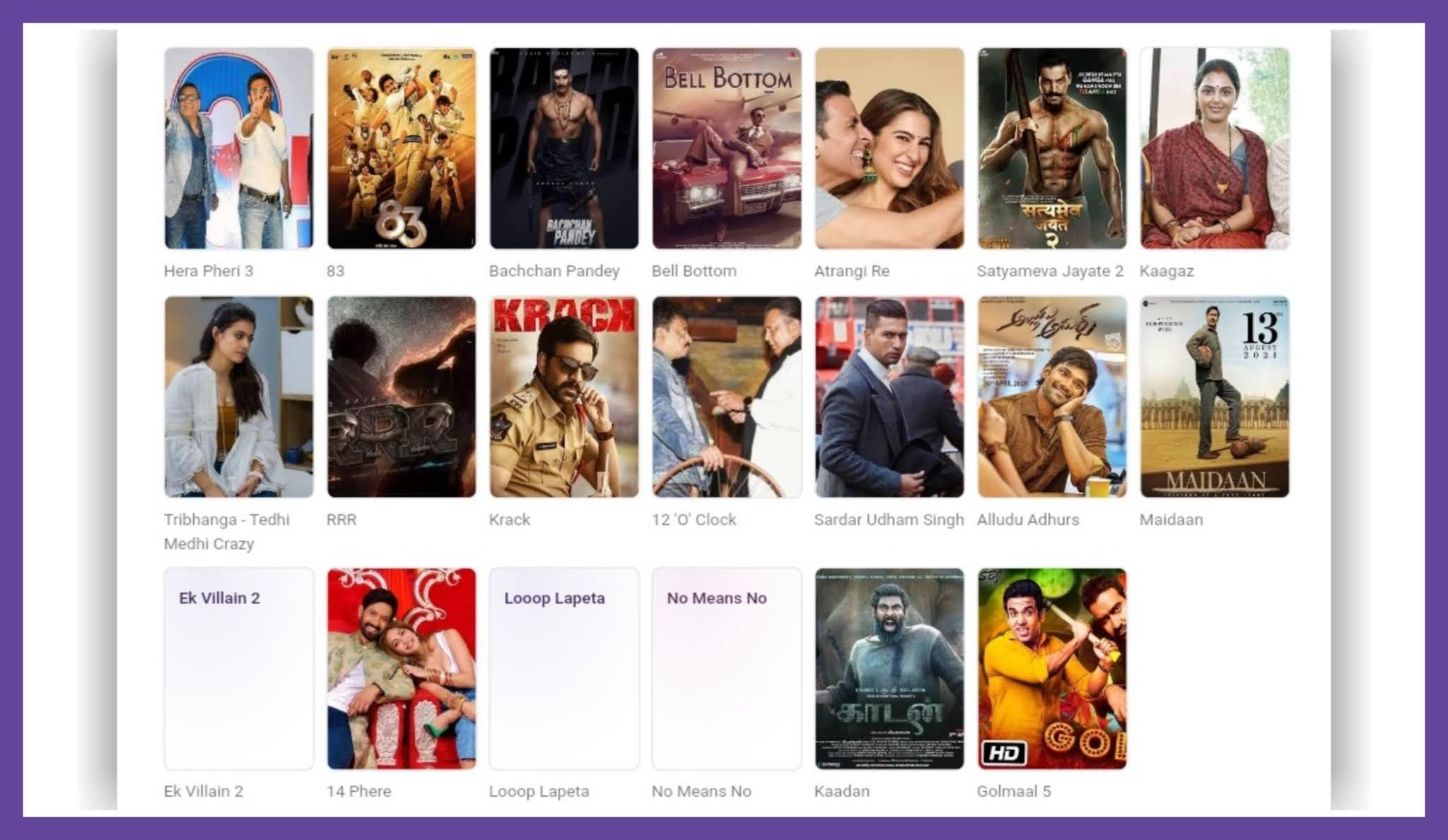 Hindi movies releasing this Weekend Upcoming movies 2020 Bollywood movies 2019 upcoming bollywood movies 2020 list of bollywood movies 2022 of bollywood movies 2020 hollywood movies list list of bollywood movies 2019 bollywood movies 2018 bollywood movies list 2018 and 2019 hindi movies