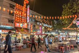 Food Street Kuala Lumpur - The Foods Paradise