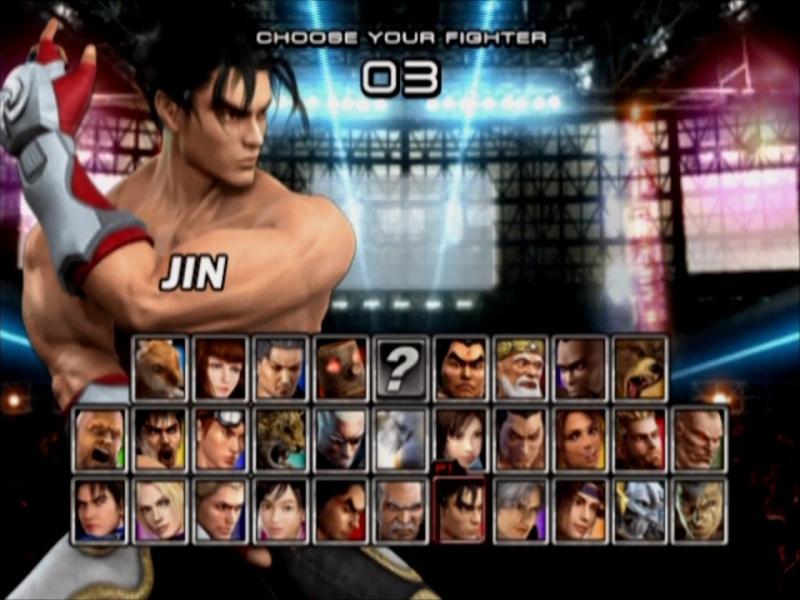 Download Tekken 5 Free Full Game For PC