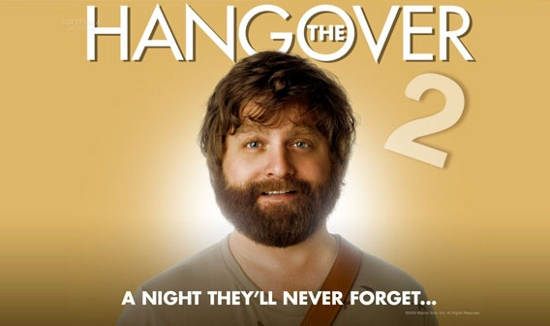 The Hangover Part II 2011 movieloversreviews.filminspector.com film poster