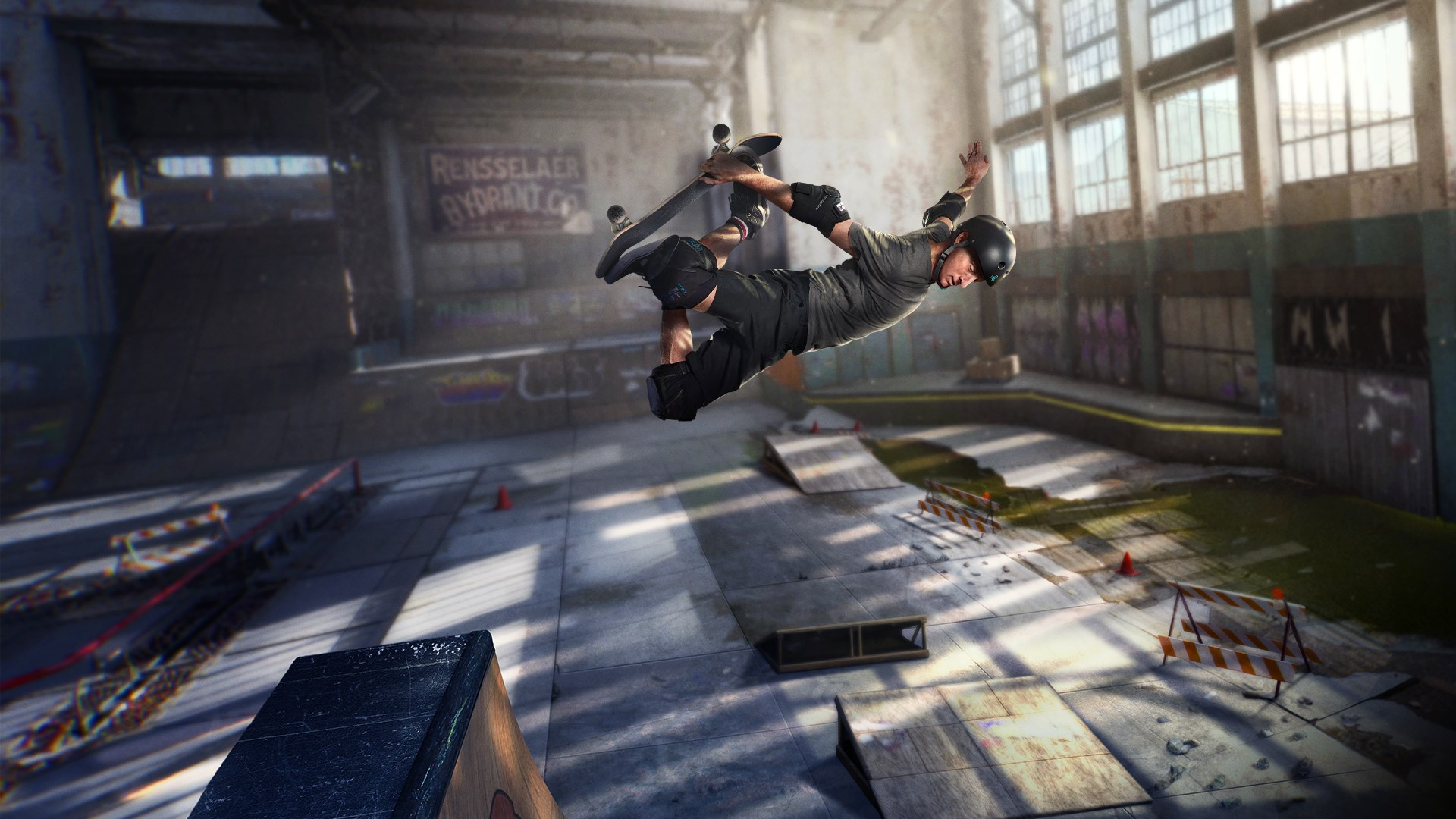 Tony Hawk's Pro Skater 1 + 2: no third-party software house will be needed for the Nintendo Switch version