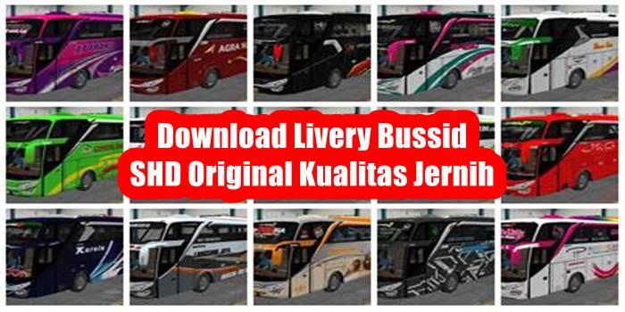 download livery bussid shd tronton original