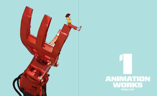 Pemicu Animator Sushio Mendapat Art Book Baru