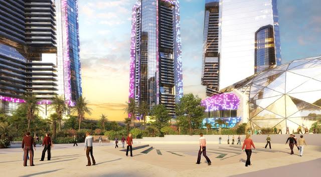 Dự án chung cư Sunshine Empire Ciputra Hà Nội   Sunshine Empire Tower khu đô thị Ciputra Tây Hồ - Bắc Từ Liêm