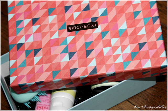 Birchbox octobre 2015 Beauty and the Best - Les Mousquetettes©