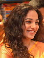 Gorgeous Nitya Menon at Kalamandir event-cover-photo