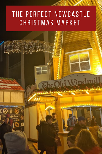The Perfect Newcastle Christmas Market