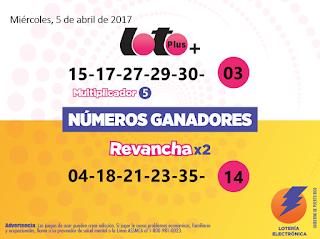 loto-plus-puerto-rico-miercoles-5-04-2017