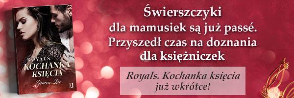 #Kochanka księcia.  Seria Royals