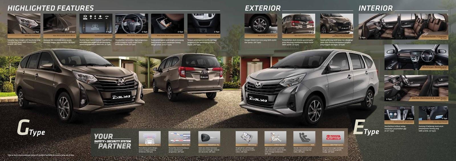 Toyota Calya Pekanbaru