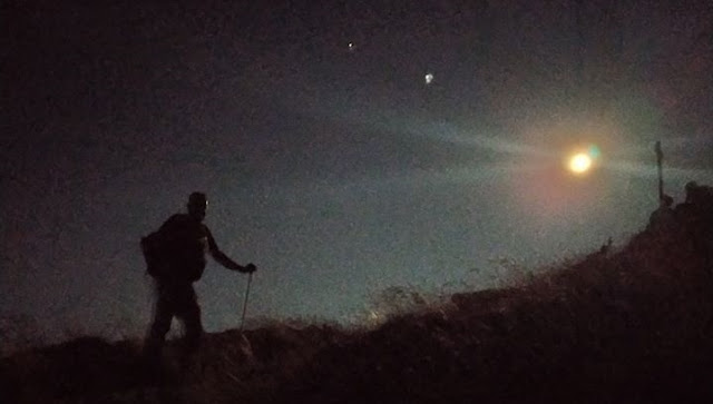 Νυχτερινή ανάβαση στον Ταΰγετο από την Ελληνική Ομάδα Διάσωσης Αργολίδας