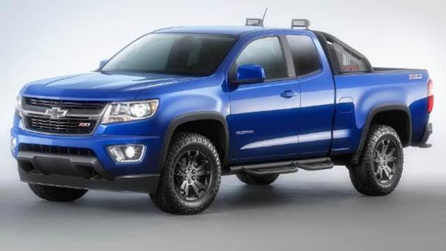 2019 Chevy Colorado Redesign, Release, Price
