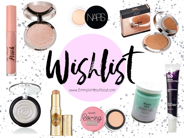 Beauty Wishlist, UK Summer 2017 Beauty Releases