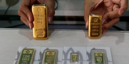 Pesona Kemilau Emas Di Tengah Redupnya Ekonomi Indonesia dan Corona