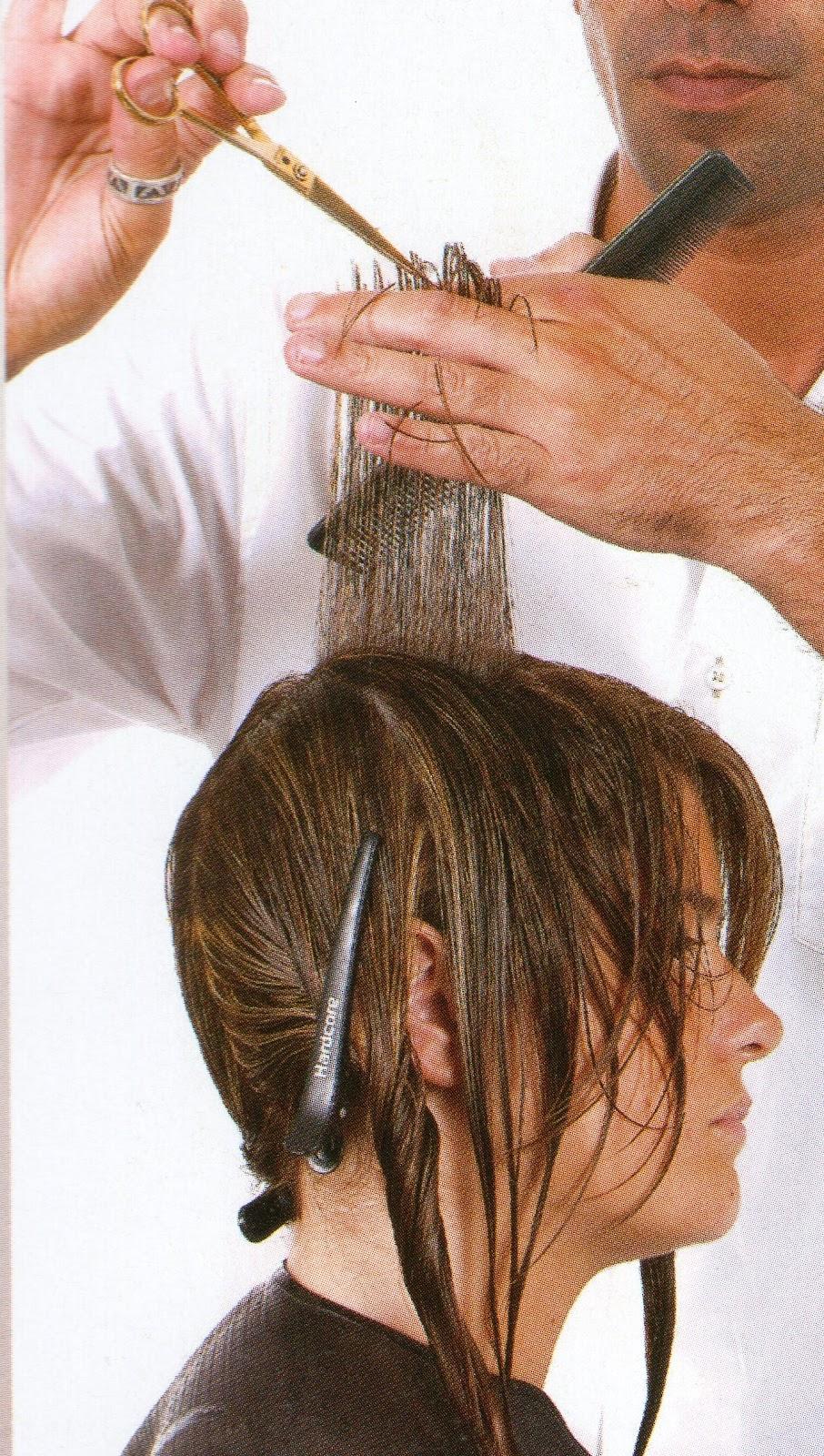 Tecnicas de corte de cabello degrafilado