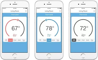 Insteon Smart Wall Thermostat