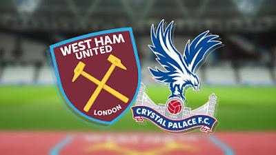 مشاهدة مباراة كريستال بالاس ووست هام يونايتد 26-1-2021 بث مباشر في الدوري الإنجليزي