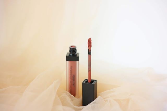 Makeover Powerstay Transproof Matte Lip Cream Review