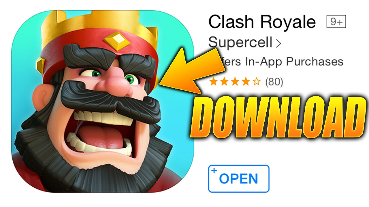 Clash Royale merupakan permainan terbaru dari playstore, telah hadir ...