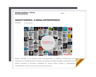 shamit khemka entrepreneur-weebly