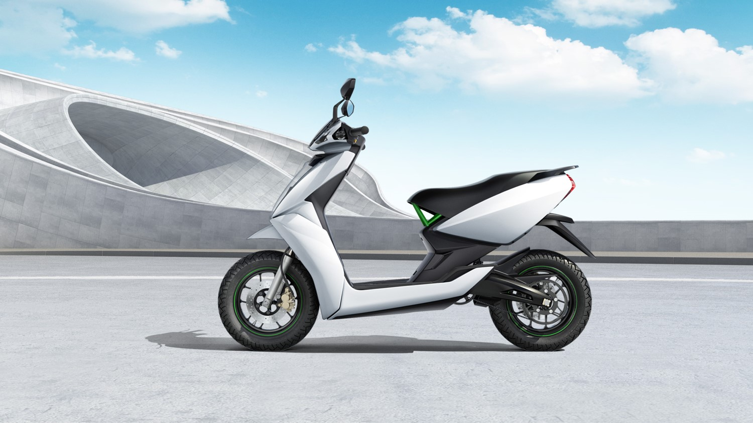 FIRST LOOK IN INDIA, ATHER ENERGY UNVEILS THE S340 - INDIA'S FIRST