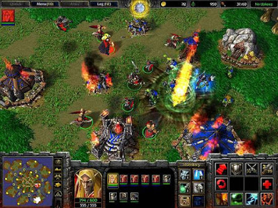 Download Warcraft Reign of Chaos Torrent PC