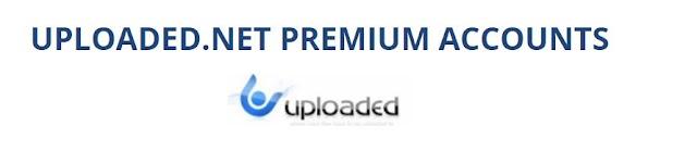 Uploaded.Net Premium Accounts & Passwords March 2021