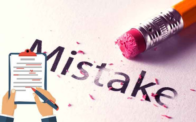 Top 5 Writing Mistakes