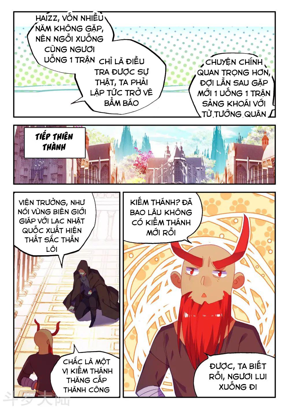 Xích Hoàng Truyền Kỳ Chapter 93 video - Hamtruyen.vn