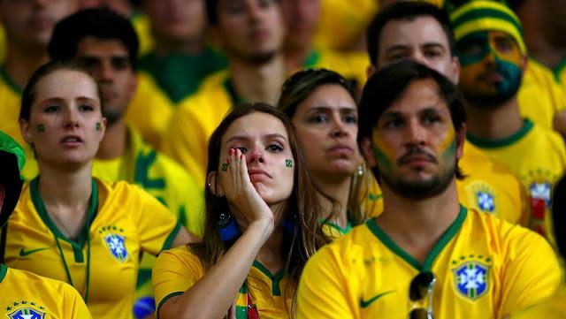 Mashabiki wa Brazil