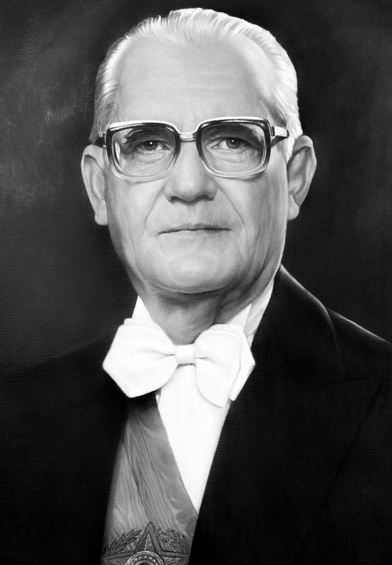 Ernesto Geisel foi Presidente do Brasil de 1974 até 1979
