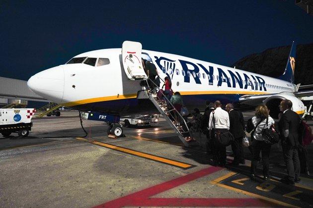 Ryanair: Χειρότερη αεροπορική εταιρεία για έκτη συνεχή χρονιά