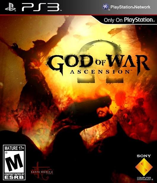 God of War Ascension PS3 ISO
