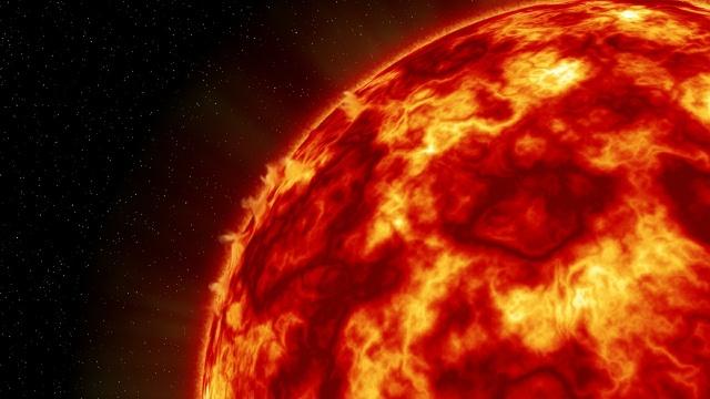 Ini Gambar Wajah Matahari Paling Detail yang Berhasil Ditangkap Manusia