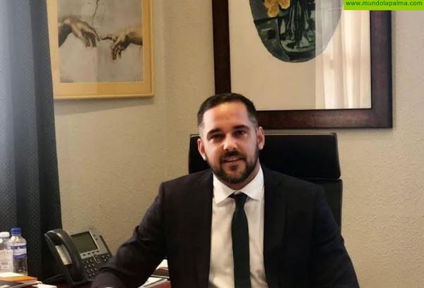 """Kilian Sanchez """"Ya hemos superado el meridiano del objetivo fijado para la vacunación en La Palma"""""""