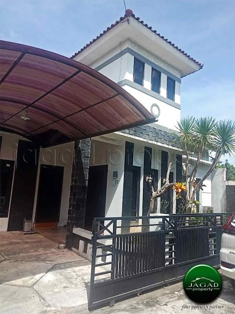 Rumah dalam Perum jalan Kaliurang Km 9