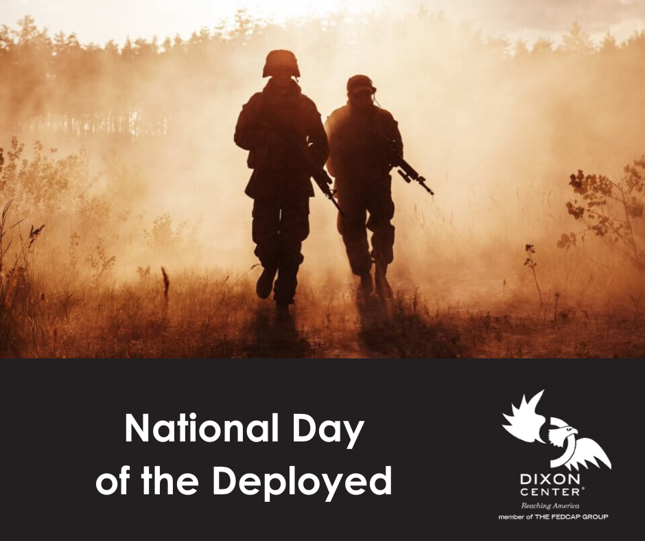 National Day of the Deployed Wishes