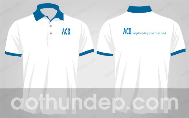 Áo Thun Đồng Phục ACB