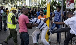 Xenophobic attacks, xenophians, xenophobic, south africa