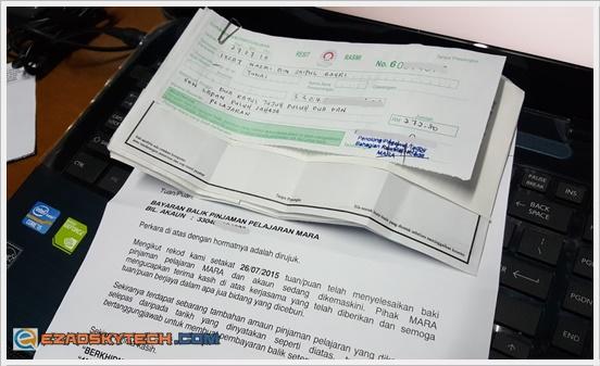 Surat Istimewa Daripada MARA