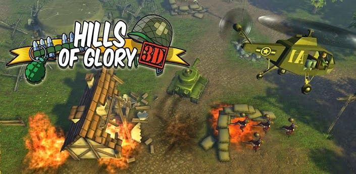 Game Hills of Glory 3D PC