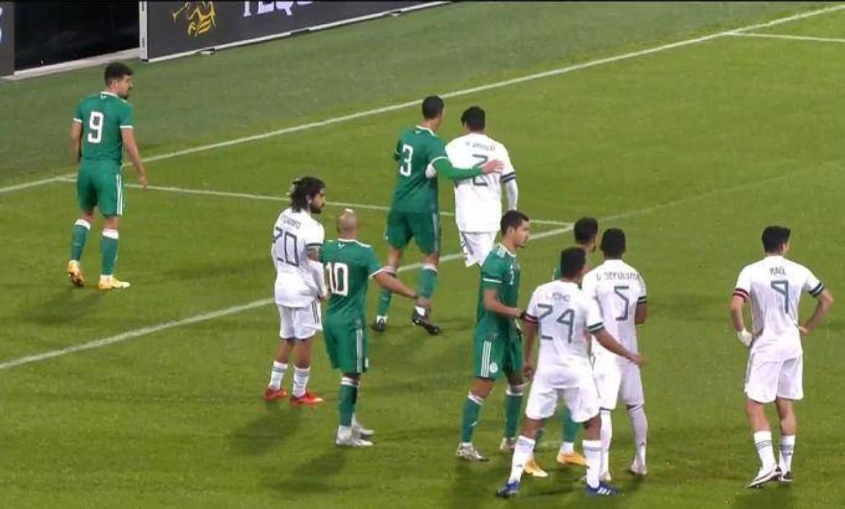 مشاهدة ملخص مباراة الجزائر 2-2 المكسيك بتاريخ 2020-10-14 مباراة ودية