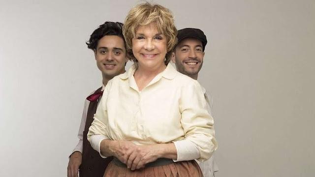 """#Crítica """"La Panadera de los poetas"""" genialmente interpretada por Virginia Lago"""