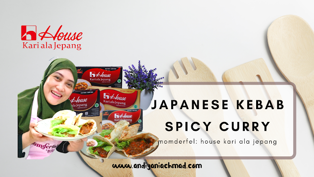 Japanese Kebab Curry Spicy