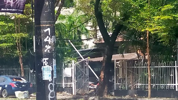 Rangkuman Sederet Kesaksian Detik-detik Ngeri Bom Bunuh Diri di Makassar