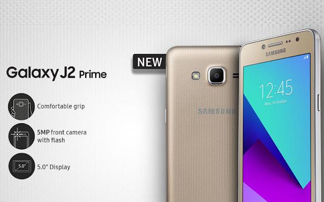 Performa Samsung J2 Prime