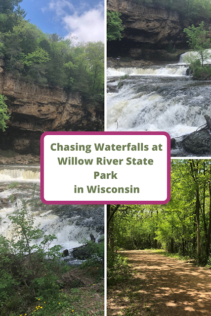 Forest Bathing and Chasing Waterfalls at Willow River State Park in Wisconsin