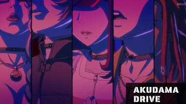 AKUDAMA DRIVE: ¿Simple Animación o...? | OPINIÓN
