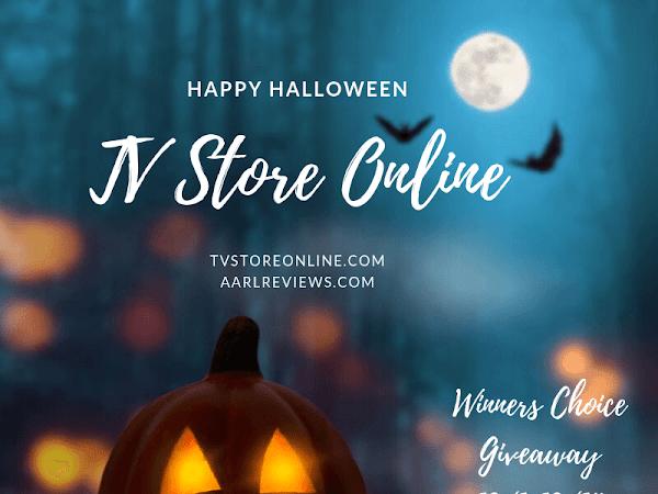 Happy Halloween   TV Store Online Giveaway